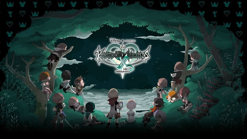 00. kingdom hearts x browser logo cover