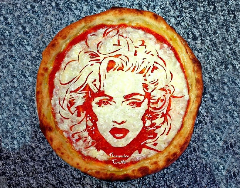 New york pizza art by domenico crolla designboom 06