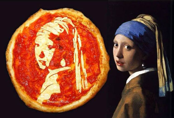 Pizza art 2