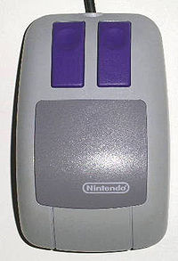 200px i snes mouse front