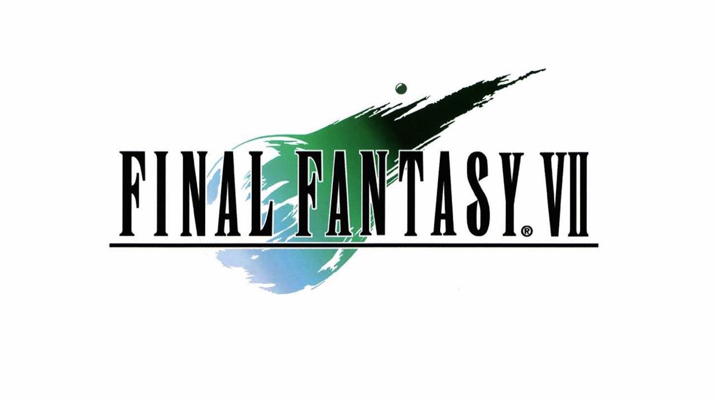 Eye catch finalfantasy vii title sumaho