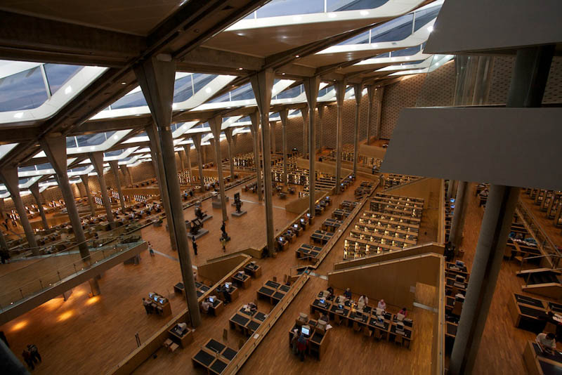 World beautiful libraries 5