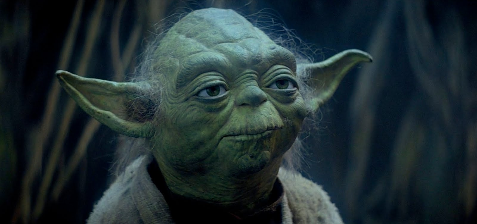 Yoda the empire strikes back