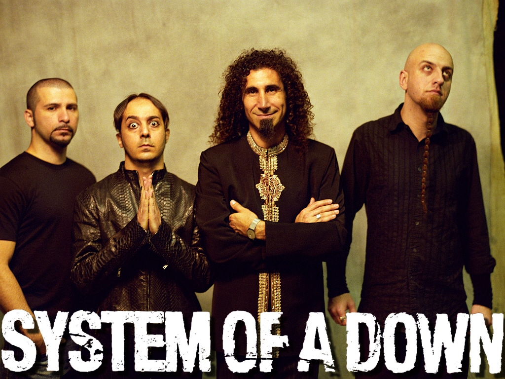 System of a down1