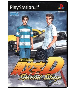 Initial d special stage ps2 sell