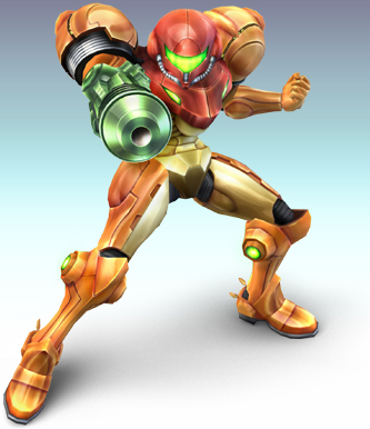 Eye catch samus