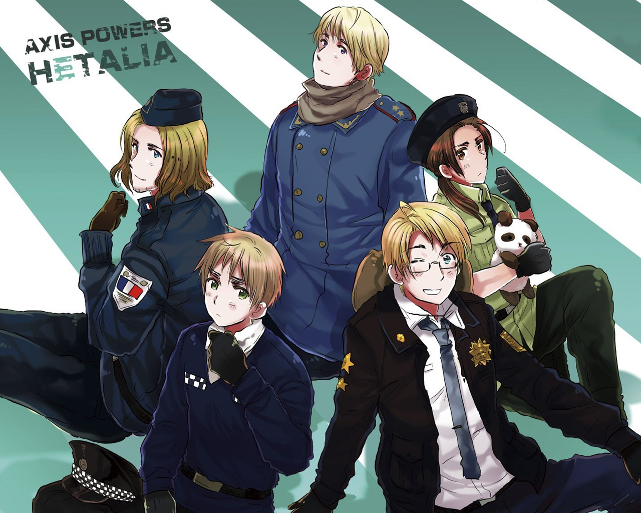 Allies wallpaper hetalia 5848934 1280 1024