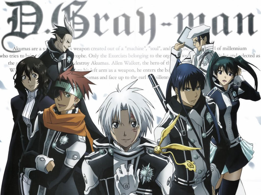 D  gray man wallpaper 07 by otakunaruto