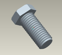 200px screw bolt