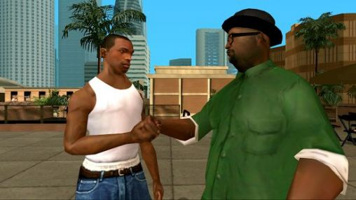 4 grand theft auto san andreas