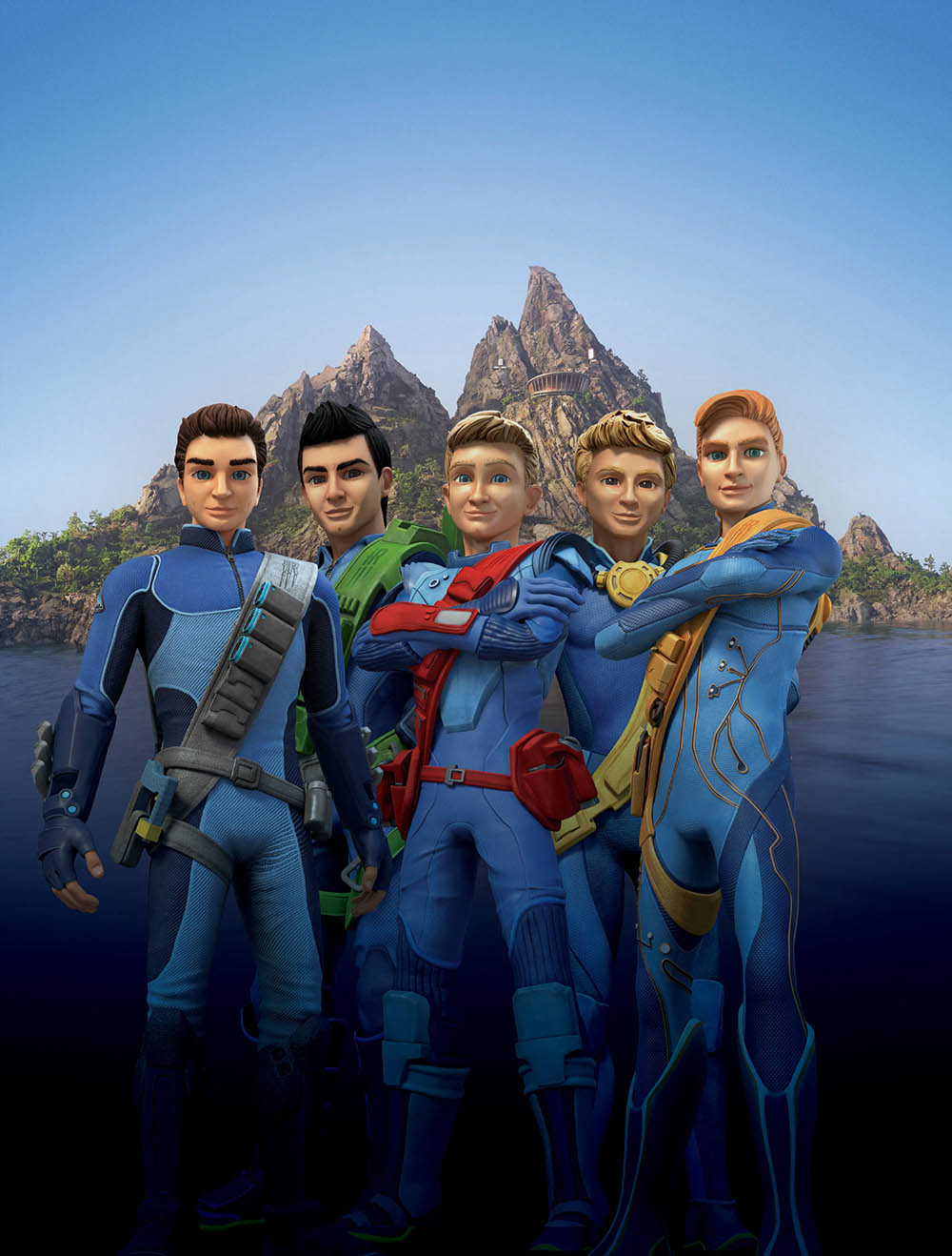 Thunderbirds are go tb