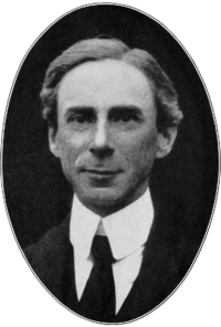 Bertrand russell transparent bg
