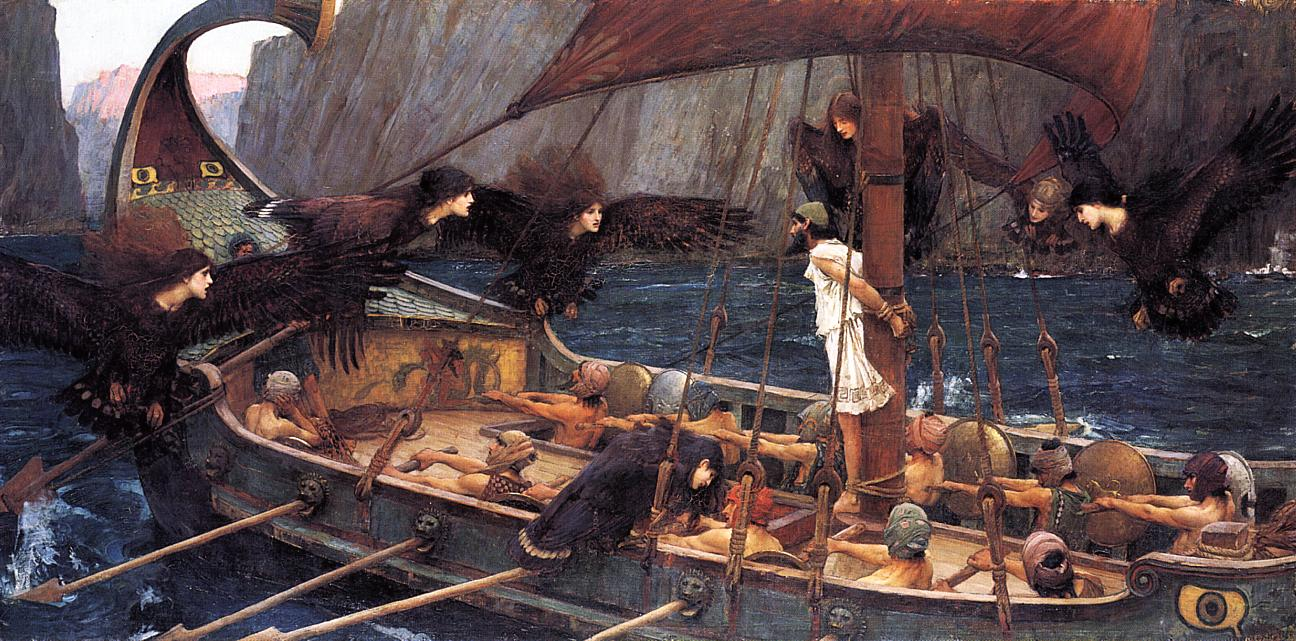 John william waterhouse   ulysses and the sirens  281891 29