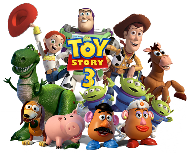 Eye catch toy story 3