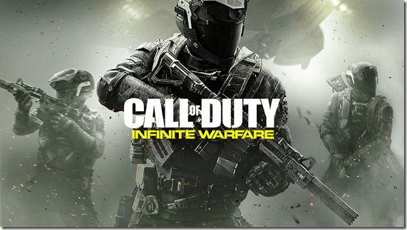 Eye catch call duty infinite warfare release date xbox one ps4 pc1 thumb