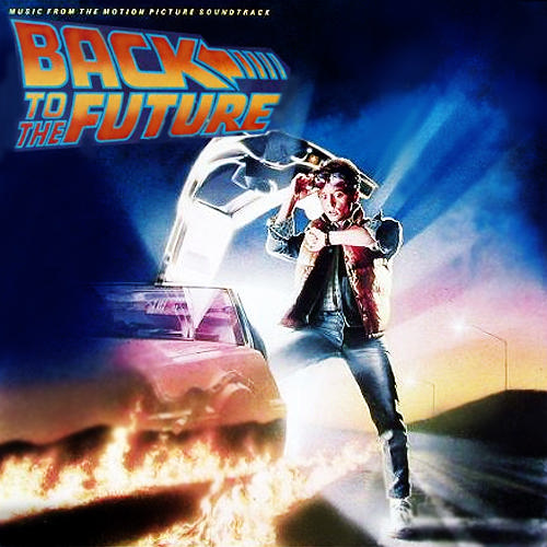 Eye catch back to the future soundtrack b