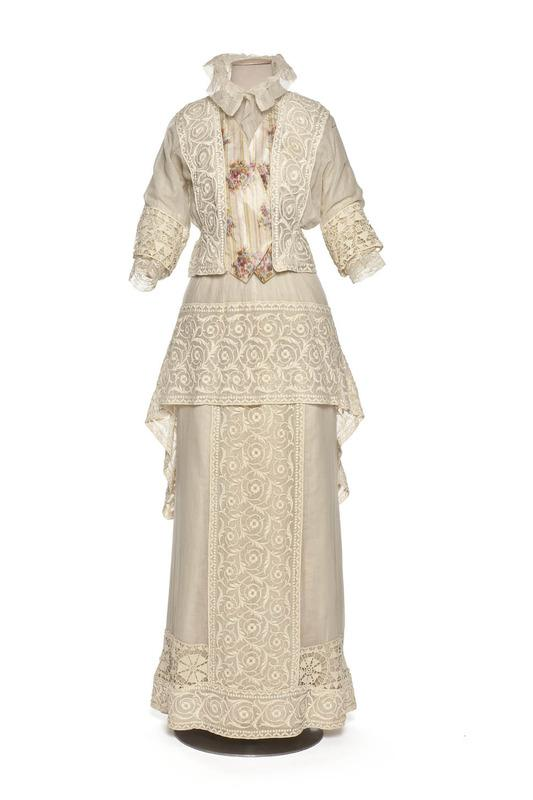 1912 afternoon dress by house of doeuillet paris 1