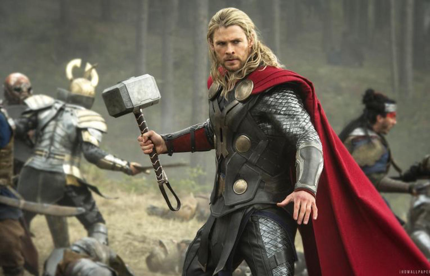 Thor ragnarok dark world thor