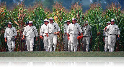Field of dreams white sox