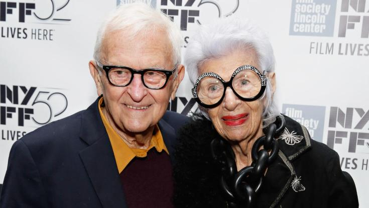 La et mn albert maysles iris apfel movie grey 001